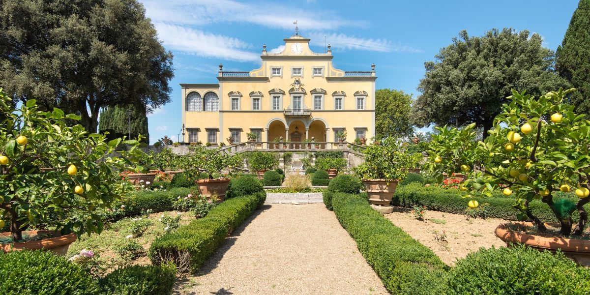 Italian Villa Where Mona Lisa Was Painted Is For Sale