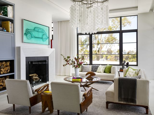 Most Beautiful Homes In California - Homes In Pacific Palisades