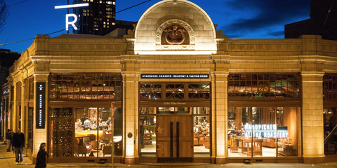 The Most Over-The-Top Starbucks Around The World