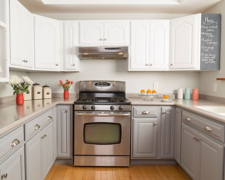 Painting White Kitchen Cabinets Interesting 11 Best White Kitchen Cabinets  Design Ideas For White Cabinets Review