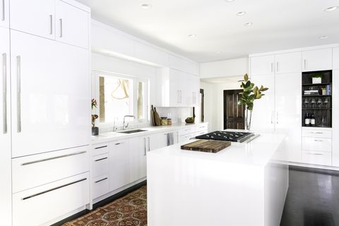 48 Best White Kitchen Cabinets Design Ideas For White Cabinets Adorable Kitchen With White Cabinets