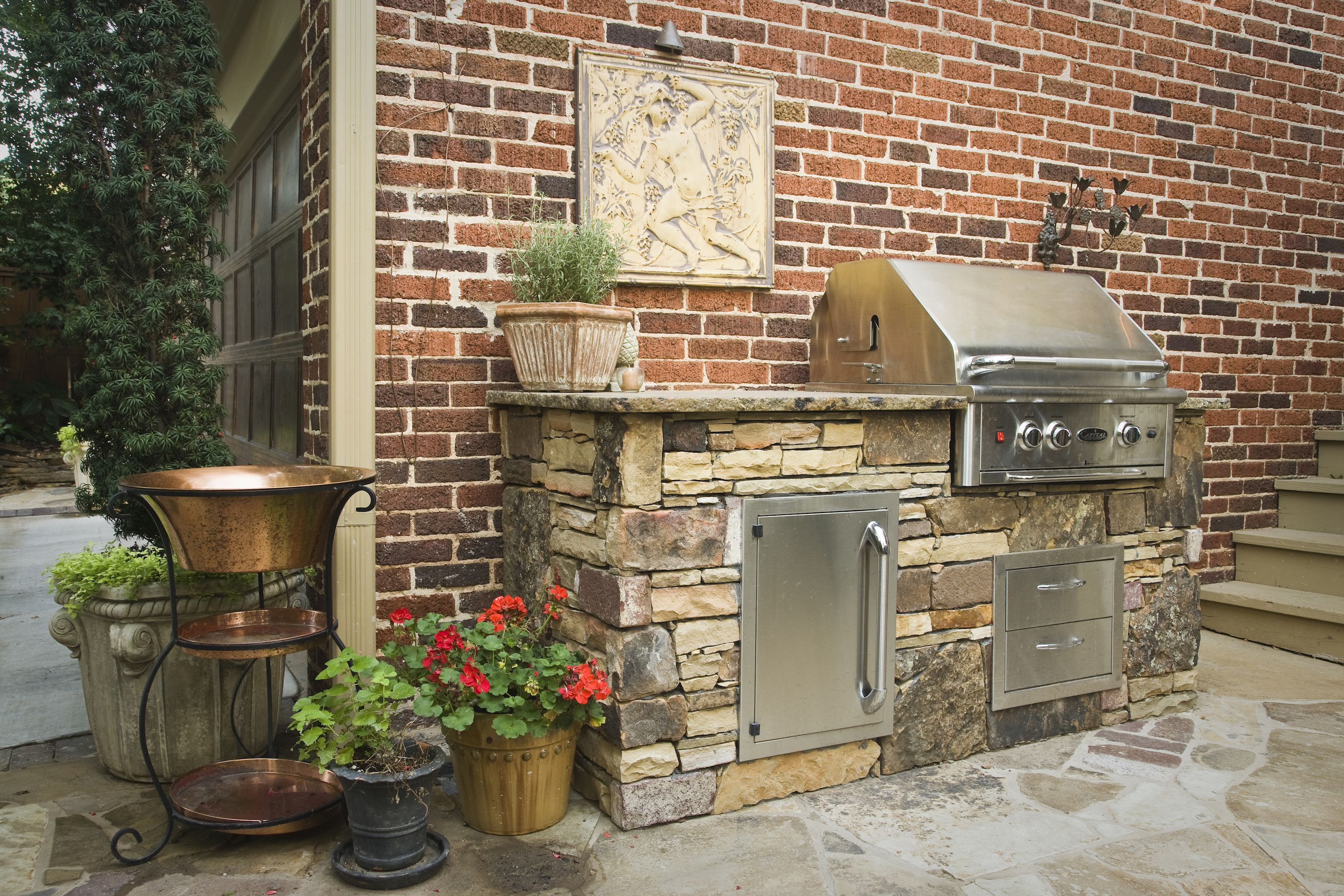 15 outdoor kitchen design ideas tips for outdoor cooking