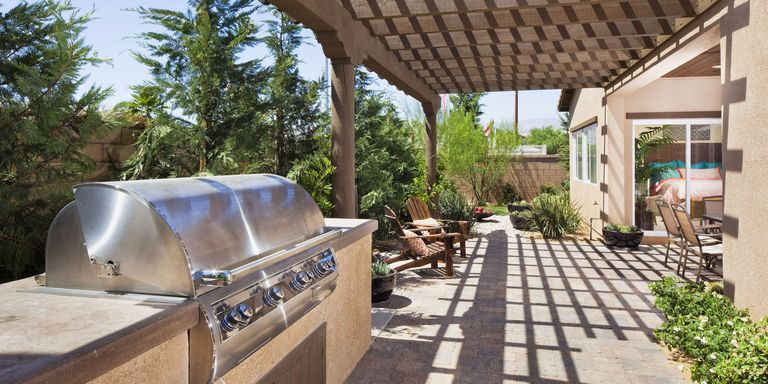 25 Outdoor Kitchen Design Ideas - Tips For Outdoor Cooking