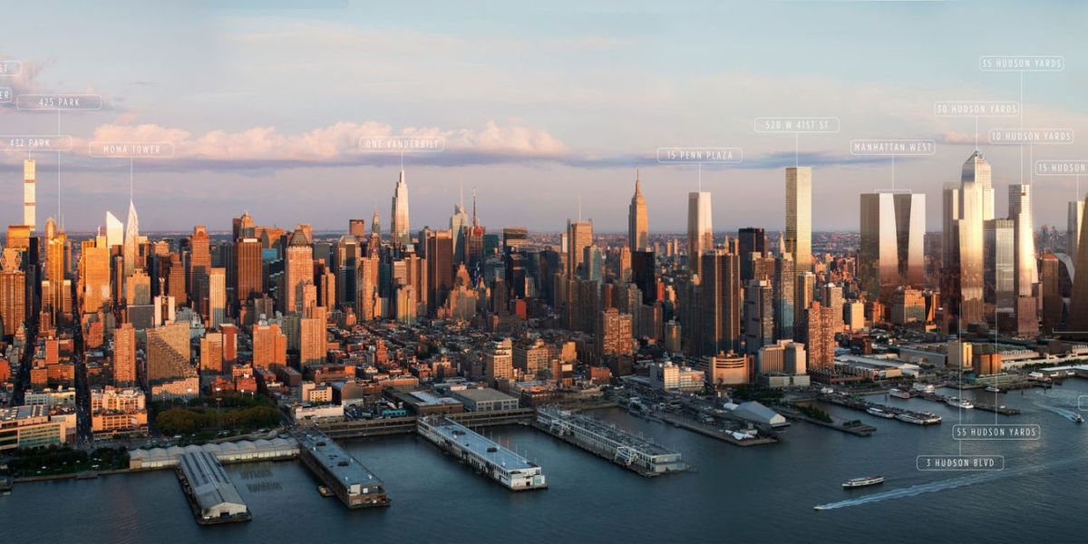 New York Skyline What Will New York City Look Like In
