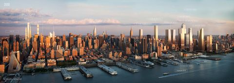 Here's What New York City Will Look Like In 2030