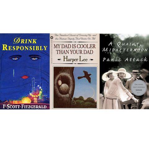 Comedian Dan Wilbur's New Book Gives Classics Way Better Titles