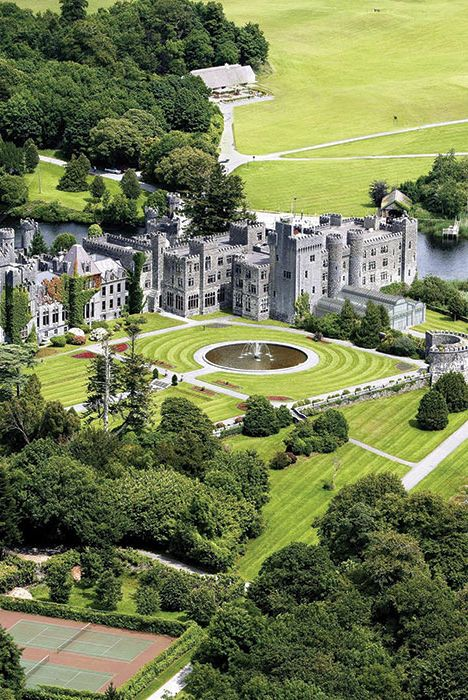 Guinness Family Home in Ireland
