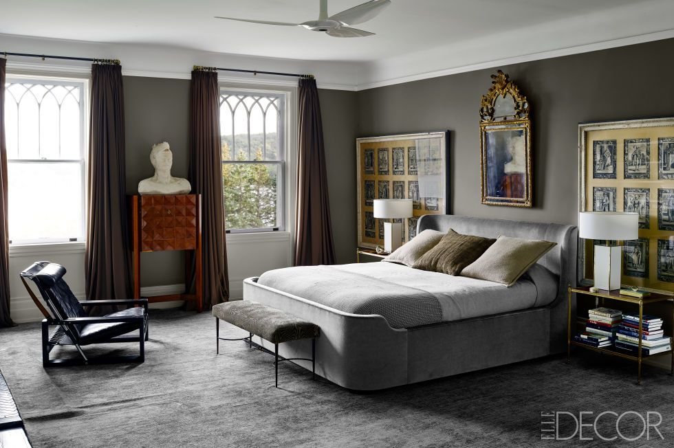 35 best grey paint colors top shades of gray wall paint rh elledecor com