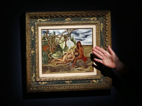 Frida Kahlo Painting Sells For Record-Breaking $8 Million