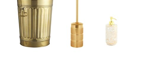 21 Gold Bathroom Accessories That Give Your E Er