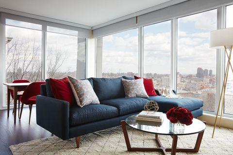 red white and blue color scheme interior design interior design
