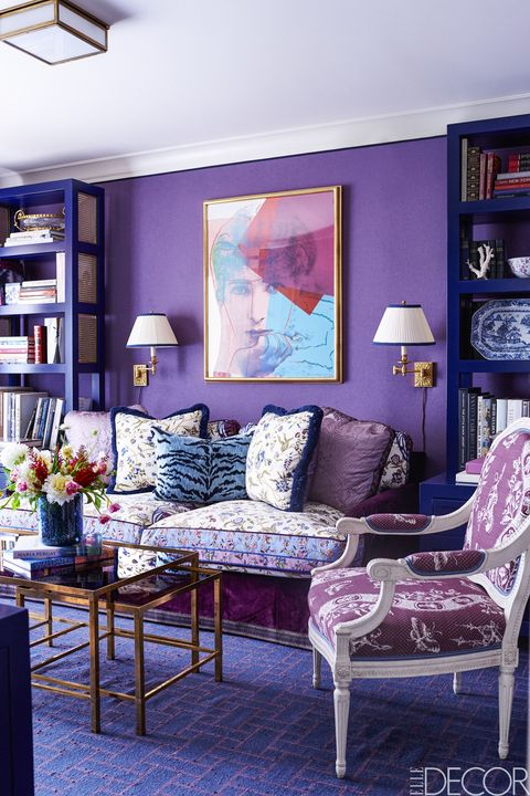 21 Best Purple Rooms Amp Walls Ideas For Decorating With