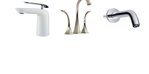 20 Best Bathroom Faucets - Stylish Bathtub and Bathroom Sink Faucets Uploads on