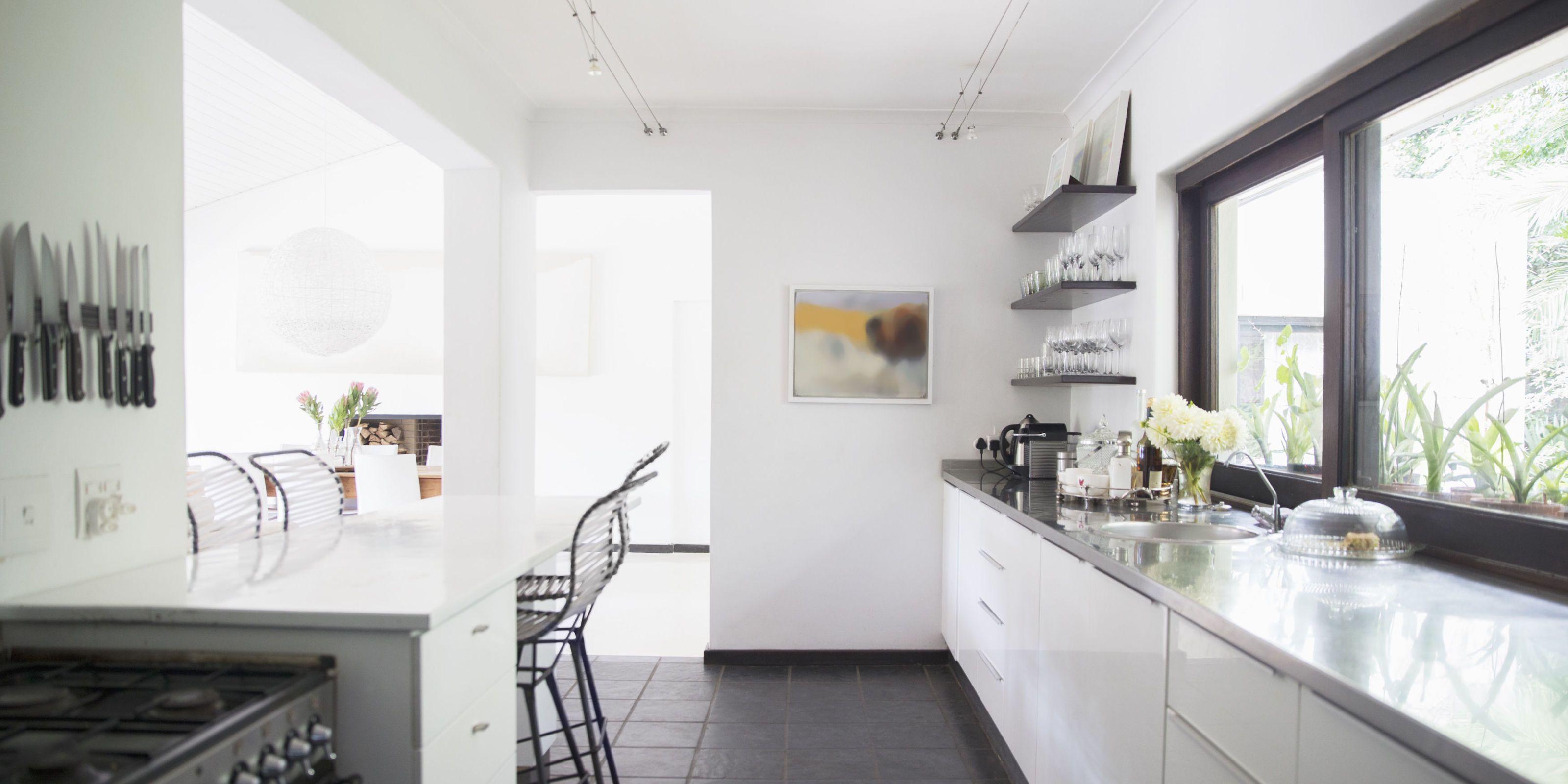 Galley Kitchen · Room Ideas