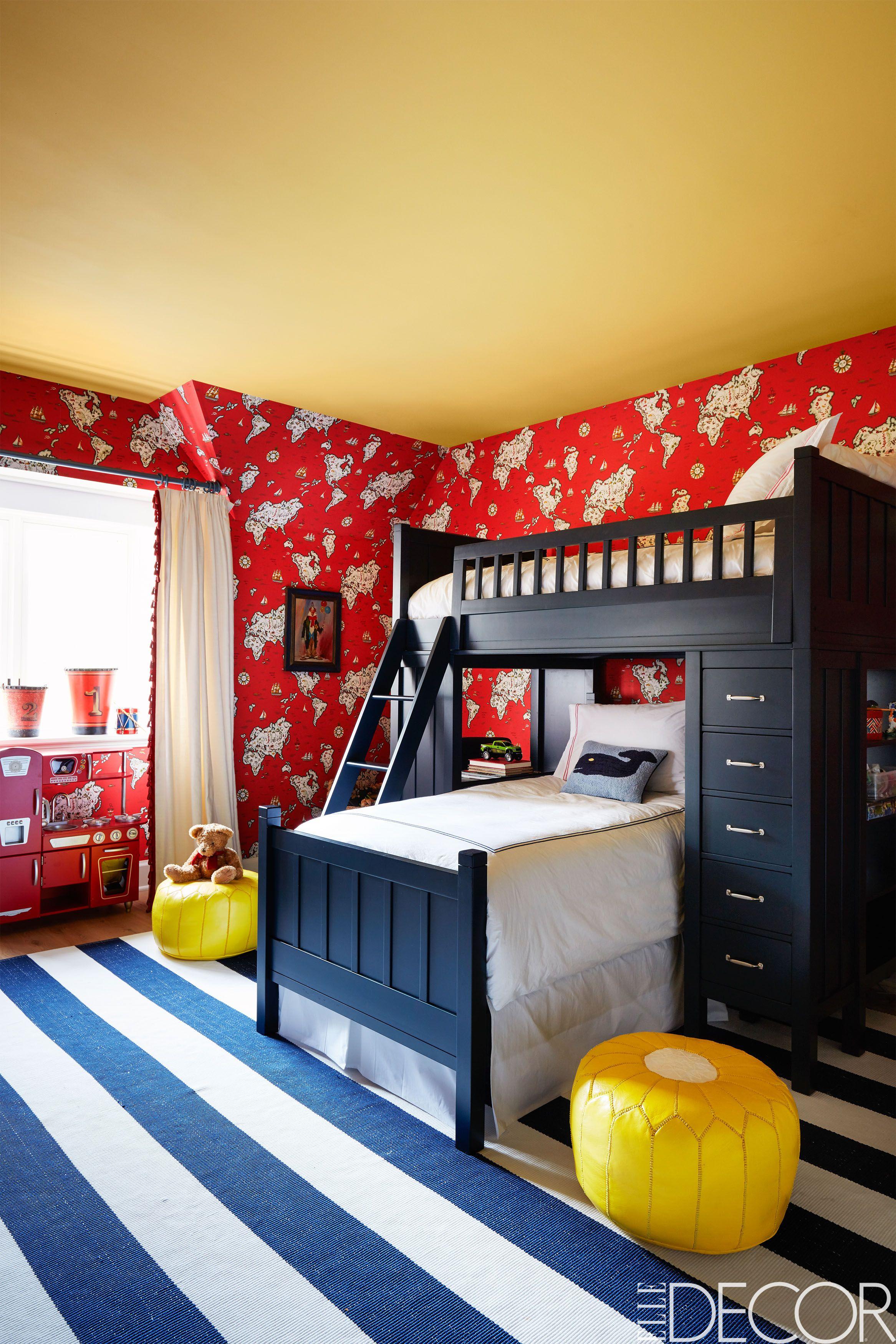 20 amazing boys room ideas how to decorate a boys bedroom rh elledecor com decorate child's bedroom decorating childrens bedroom furniture