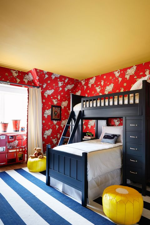 25 Cool Kids\' Room Ideas - How to Decorate a Child\'s Bedroom