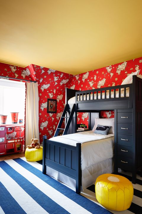 Toddler Boy Room Design: 31 Sophisticated Boys' Room Ideas