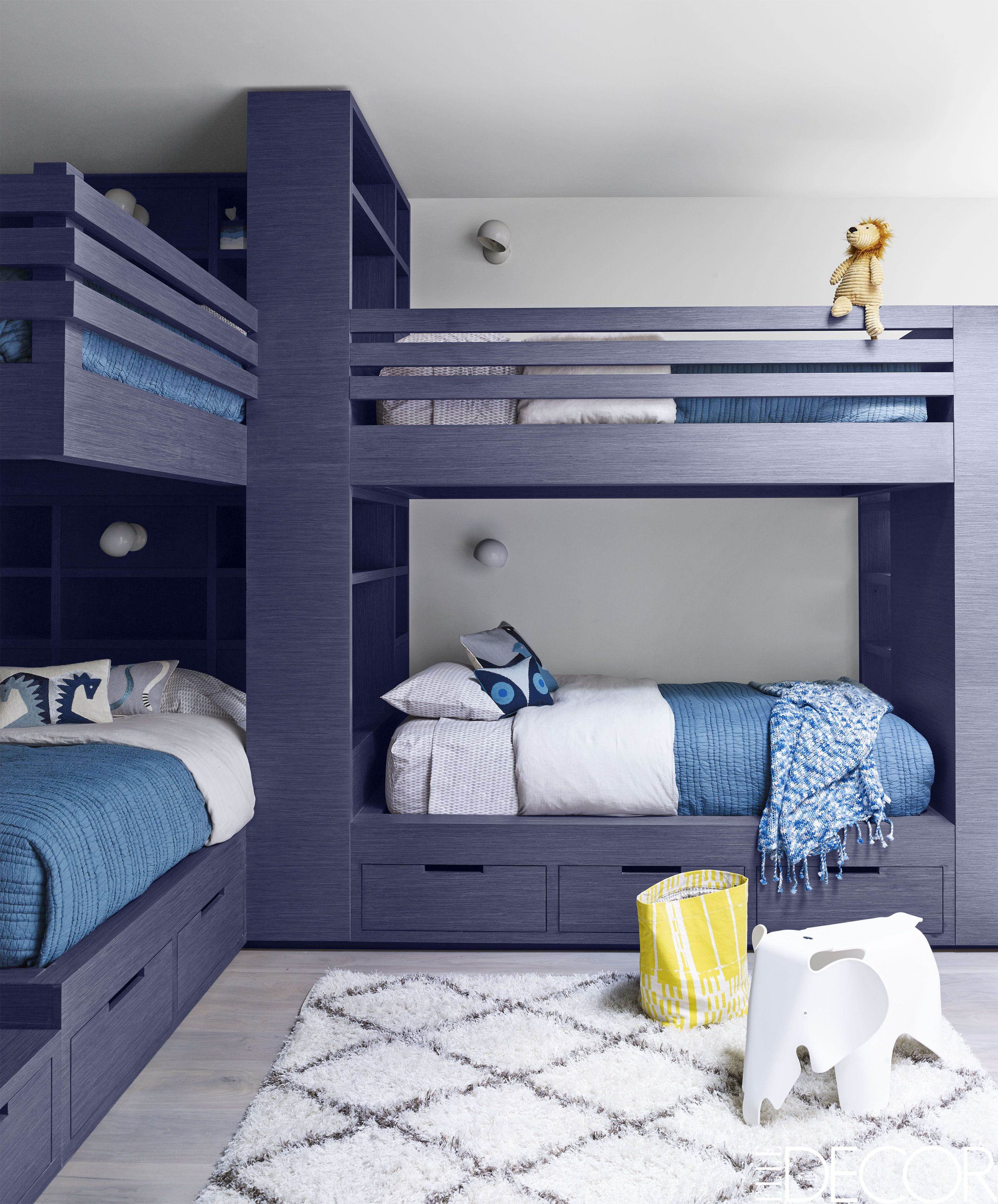 Decor Ideas Bedroom 15 cool boys bedroom ideas - decorating a little boy room