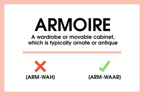 20 Design Words And How To Pronounce Them Commonly Mispronounced Words