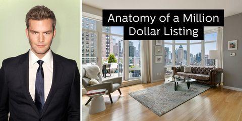 Anatomy Of A Million Dollar Listing