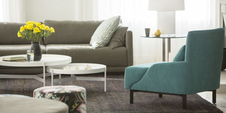 modern living room chair. How to arrange living room furniture based on the space and your personal  style modern 4 Living Room Layout Ideas Arrange Furniture