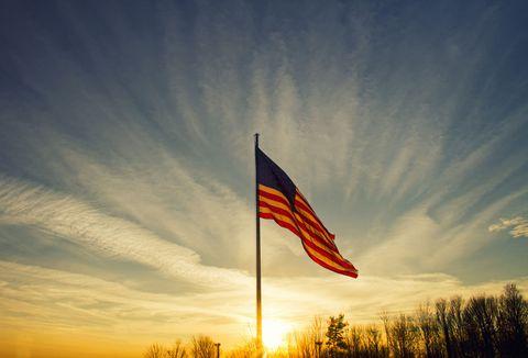 10 American Flag Etiquette Rules United States Flag Code