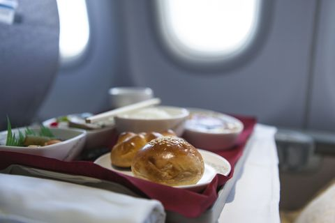 These Are the Airlines With The Best (And Worst) Food