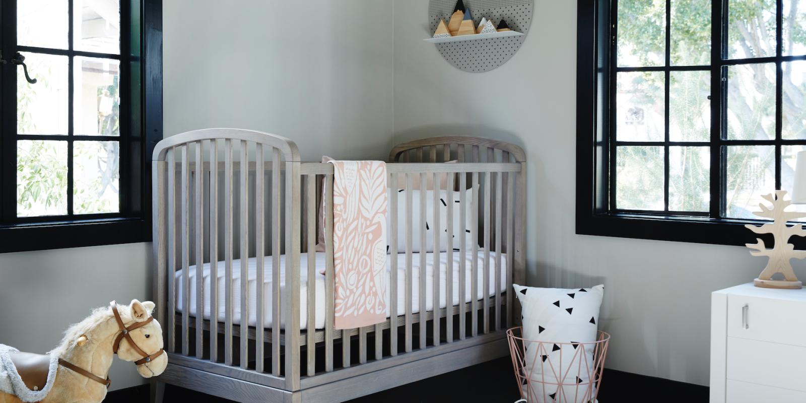 7 cute baby girl rooms nursery decorating ideas for baby girls rh elledecor com