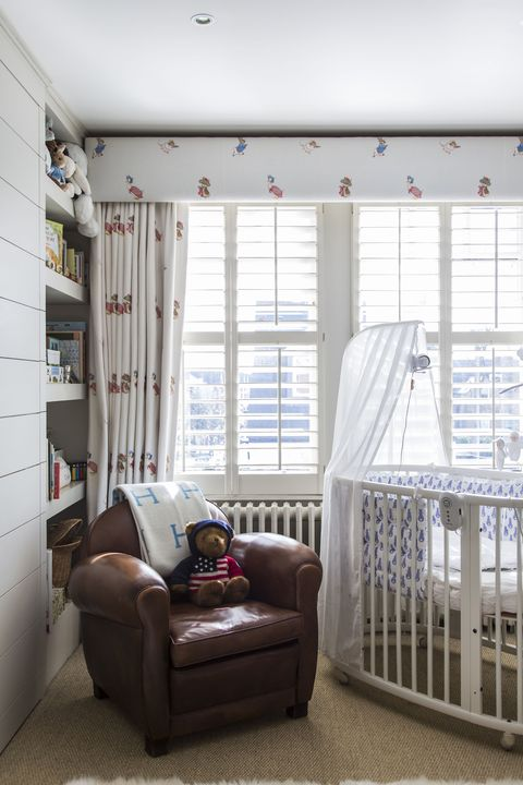 Baby Boy Room Mural Ideas: Cute Boy Nursery Decorating Ideas