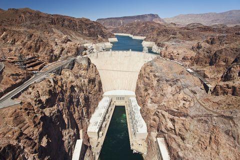hoover dam travel tips