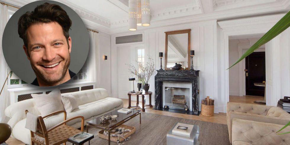 Nate Berkuss Manhattan Home Is For Sale elledecorcom
