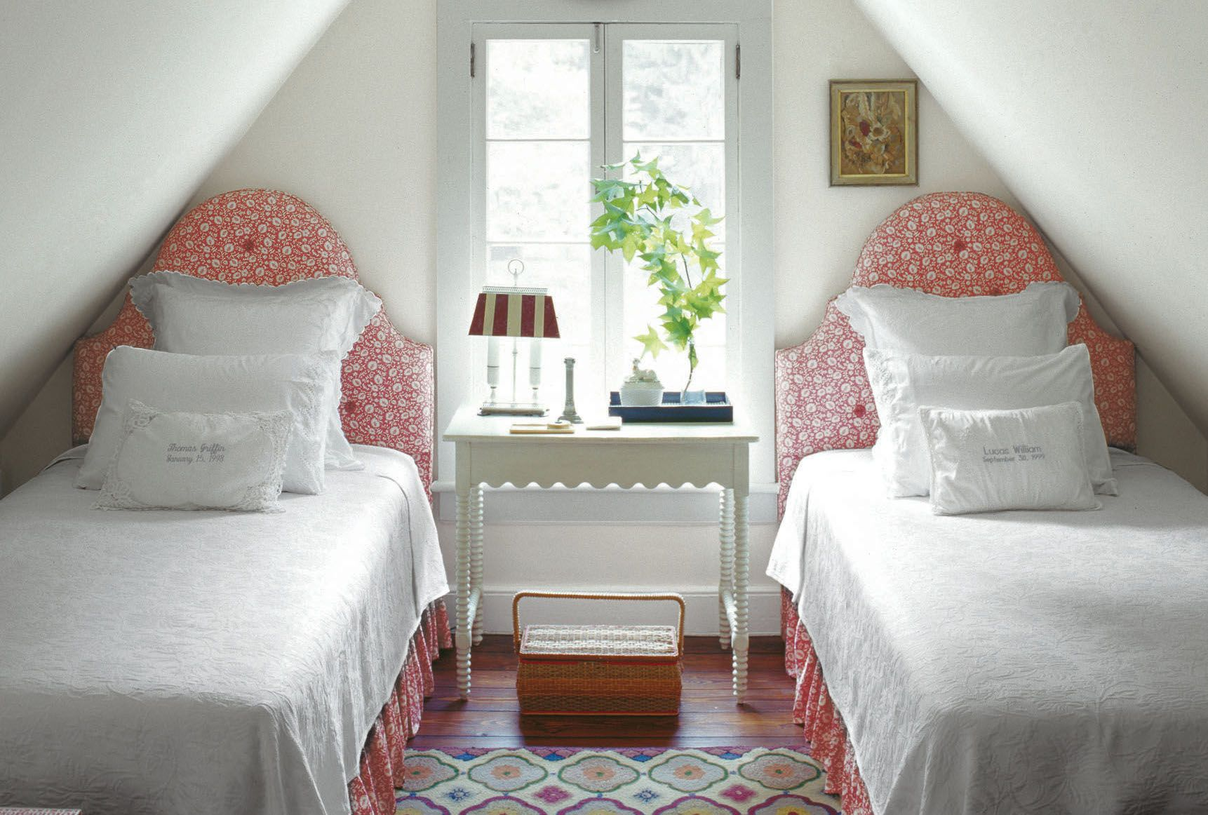 Small Bed Room Decoration