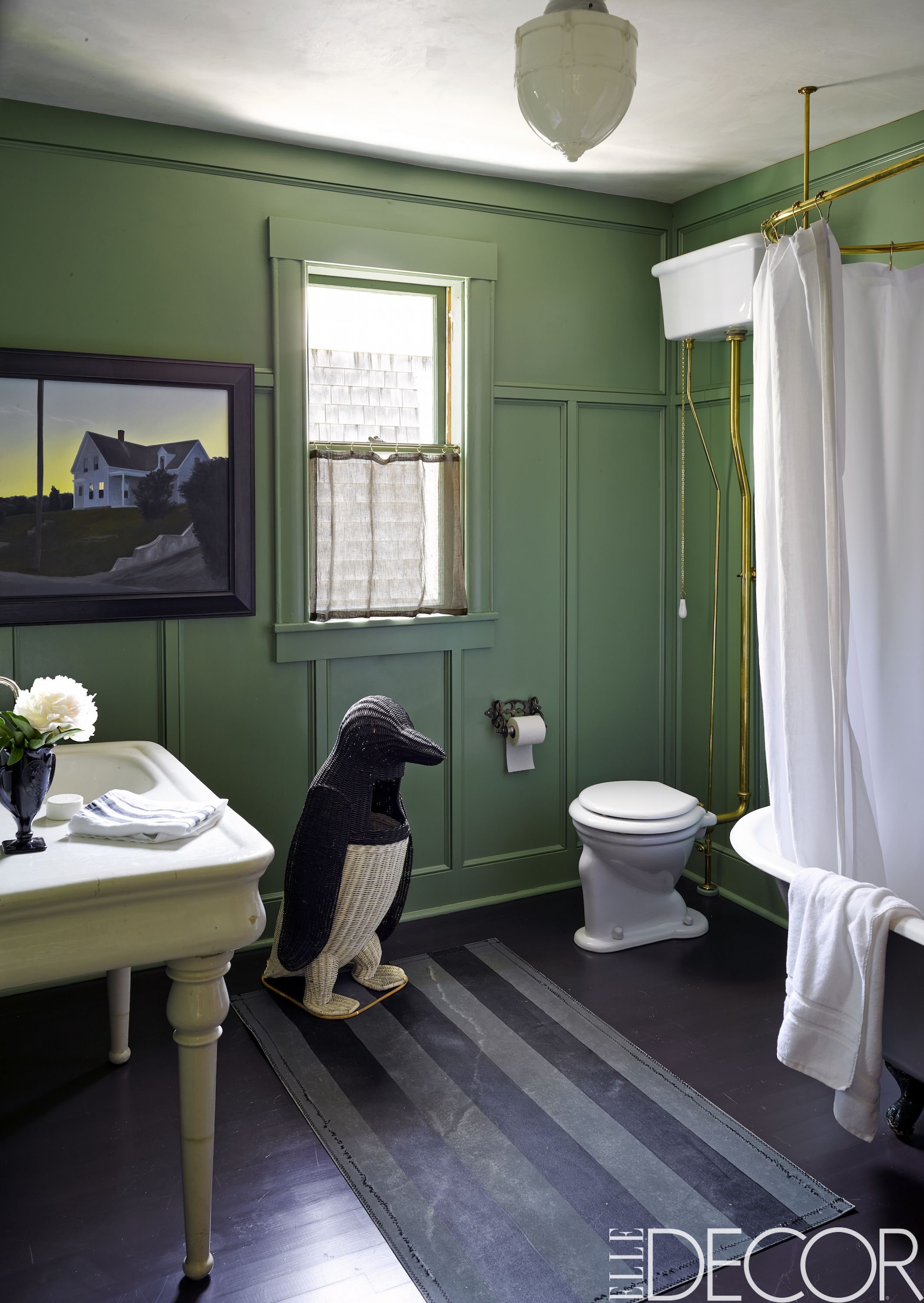 Bathroom painting ideas green - Bathroom Painting Ideas Green 23