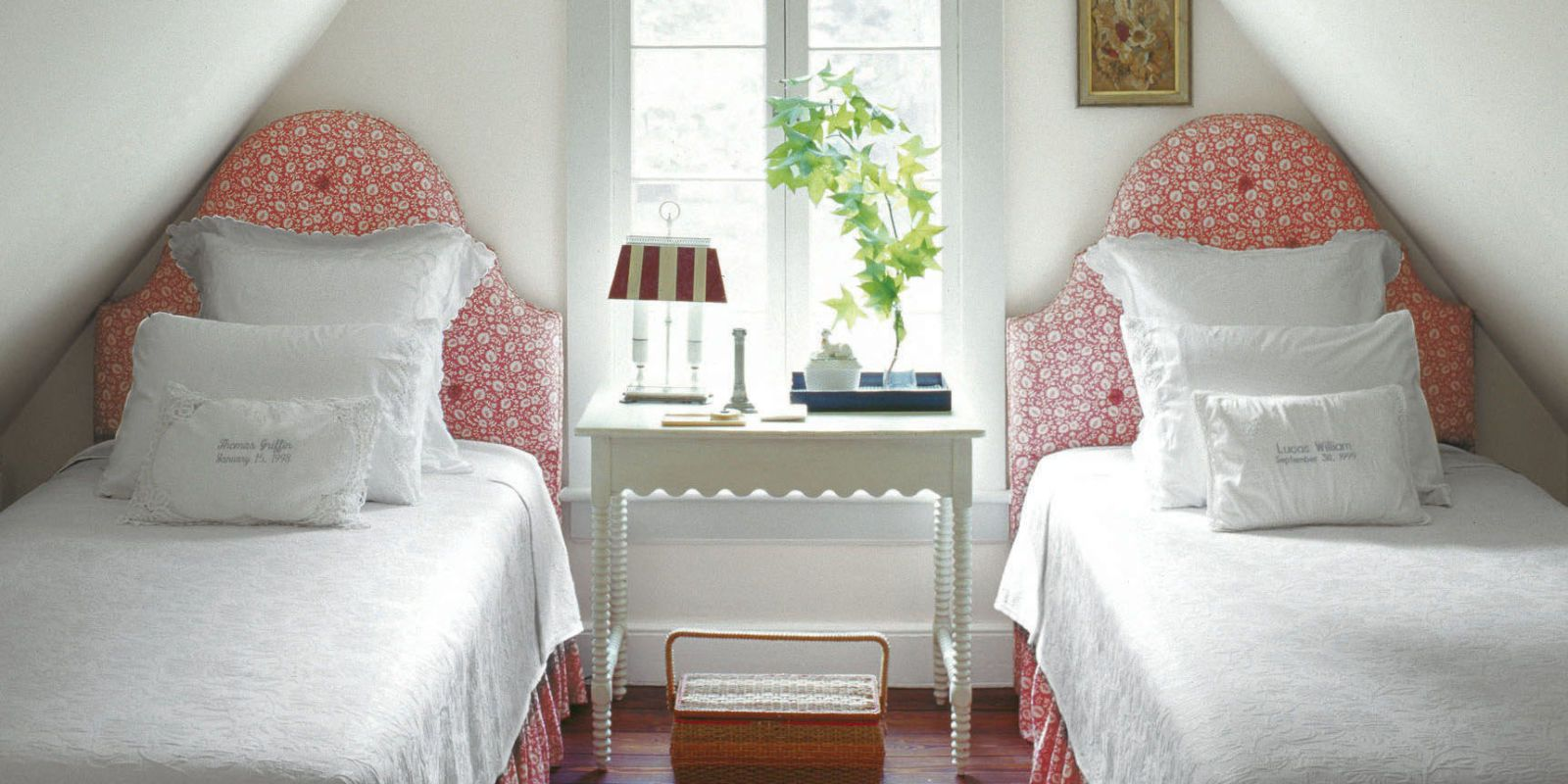 Decor tips for small bedrooms