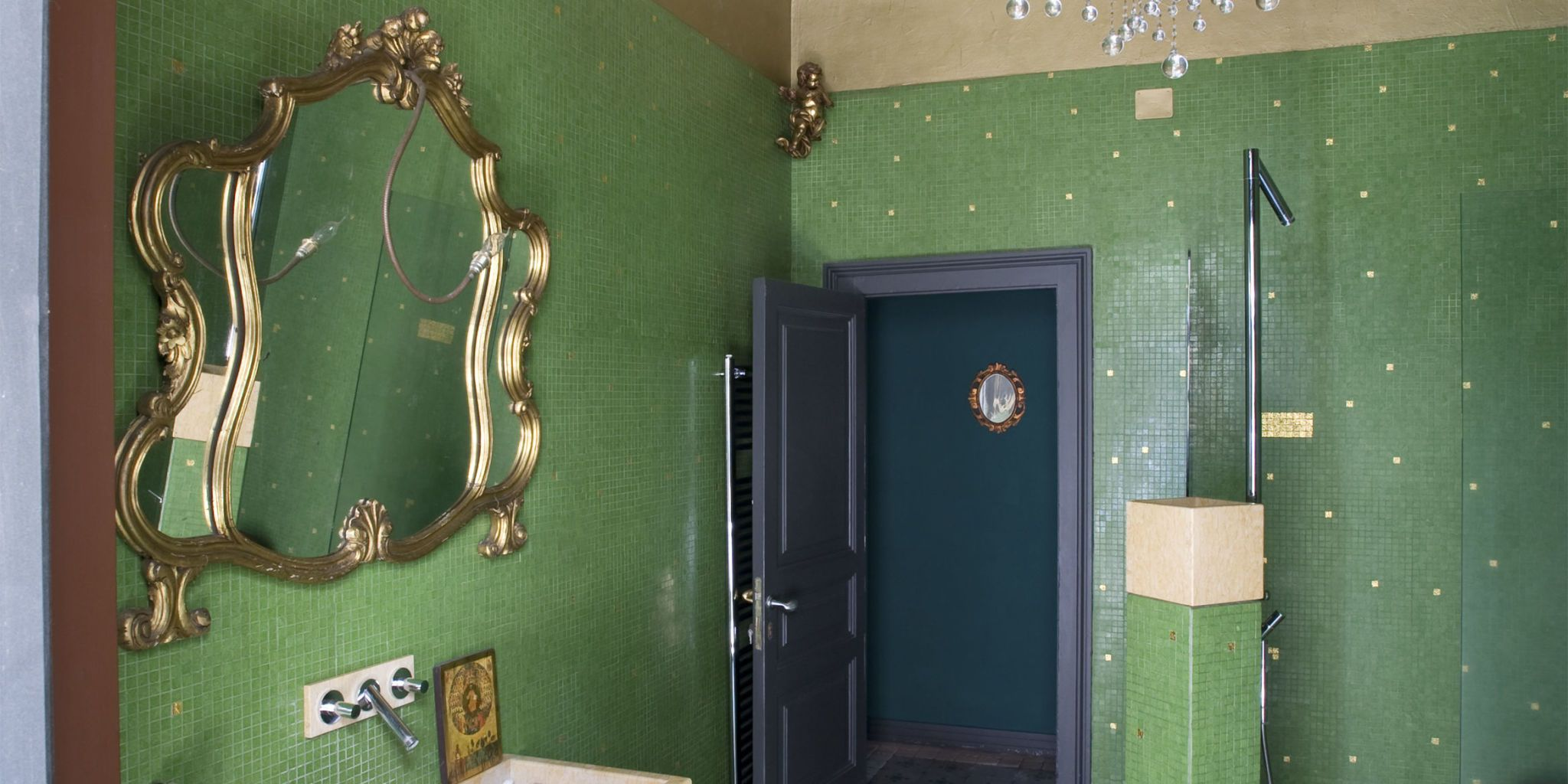 Superb 4 Green Bathroom Ideas Perfect For Color Lovers