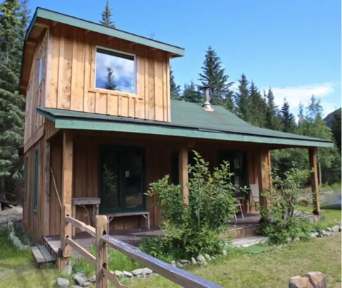 alaska airbnb rental