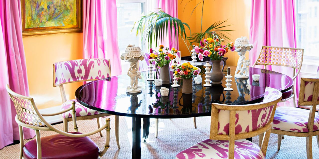 7 Designers Share Their Tips For Unexpected Color Combinations
