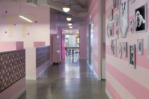 Too Faced Cosmetics Office Design Office Interior Design