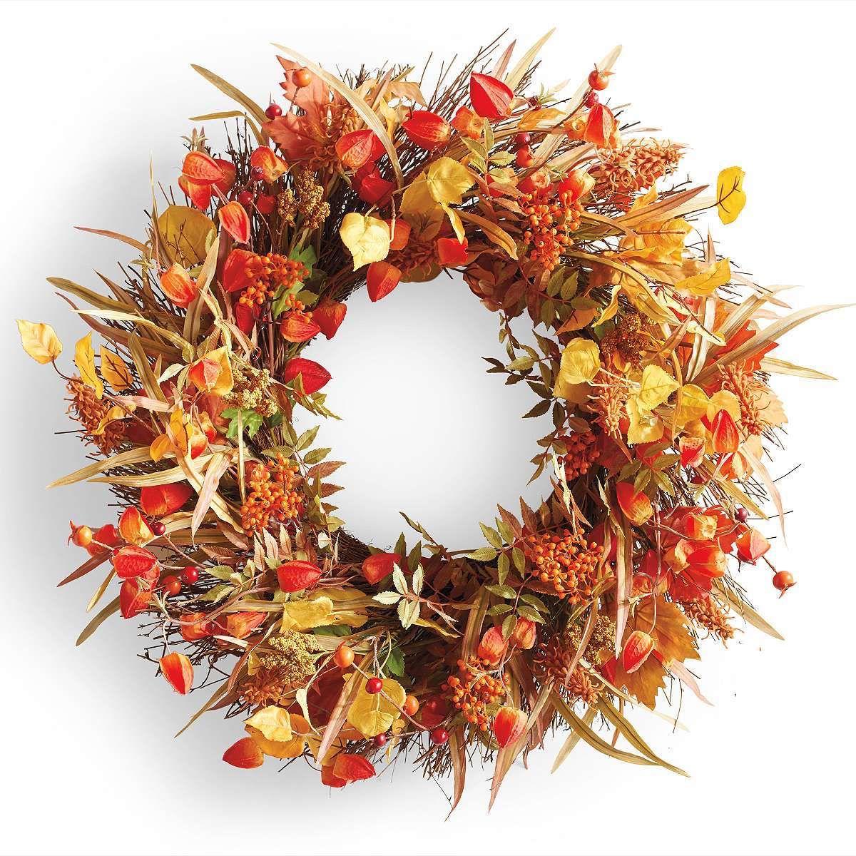 Fall Wreaths Grandin Road