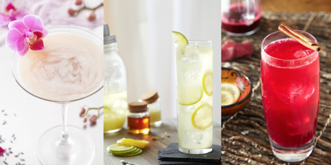15 Cocktail Recipes To Celebrate The Summer Olympics