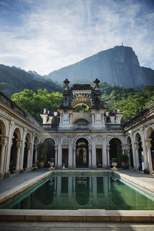 Park in Rio De Janeiro