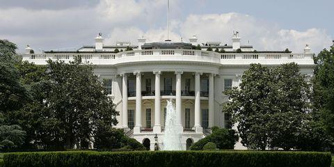 trump vs. clinton interior design - inside the white house