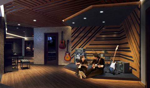 The Kent Sound Lounge