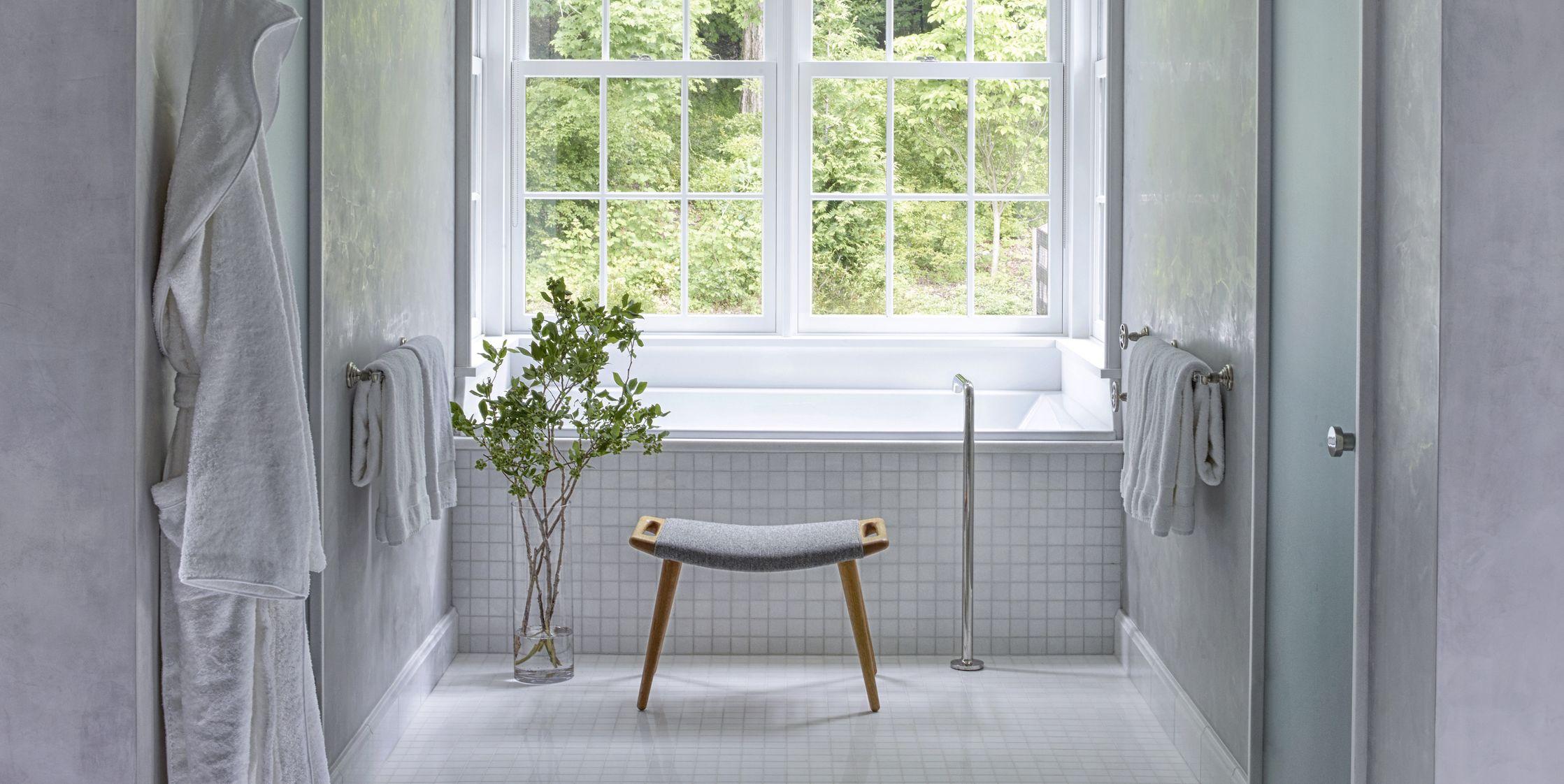 100 Bathroom Ideas Designs Best Bathroom Decorating Elle Decor