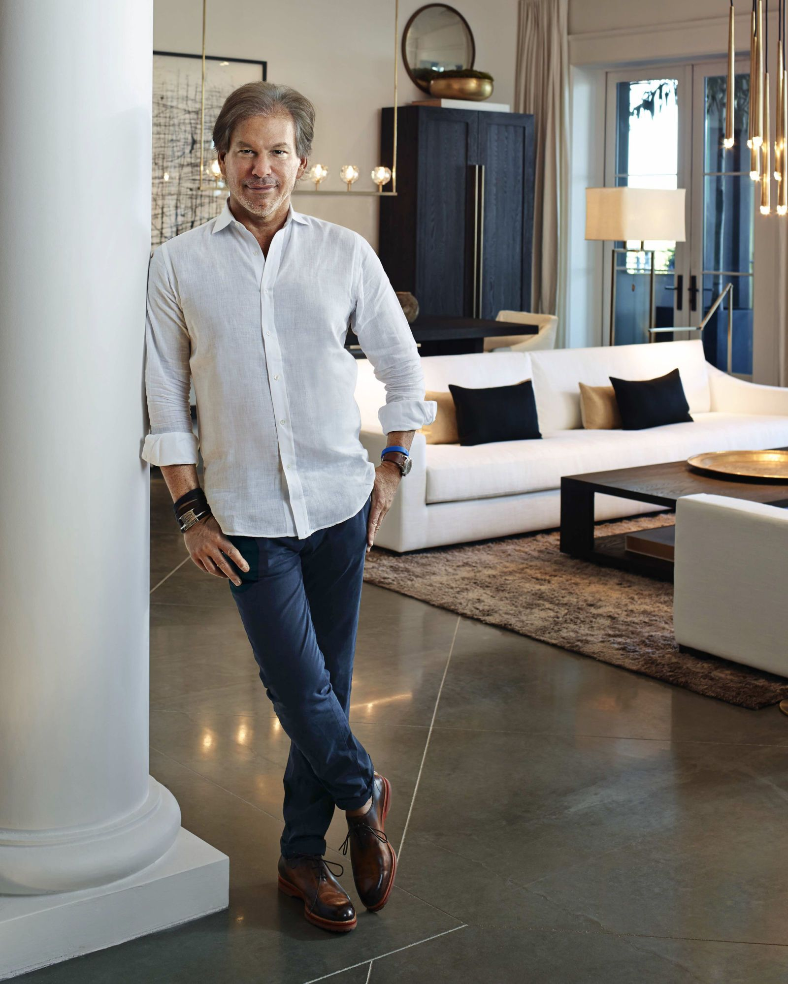 Gary Friedman On Revolutionizing Retail, RH Modern, And Great Taste