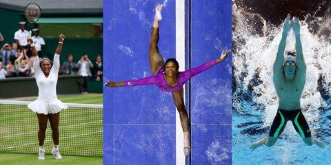 Top Olympians