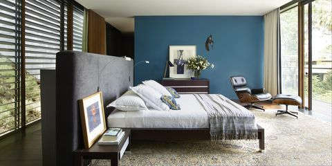 interior designers bedrooms. mid century modern design How To Nail The One Color Scheme  Decorate With A Single