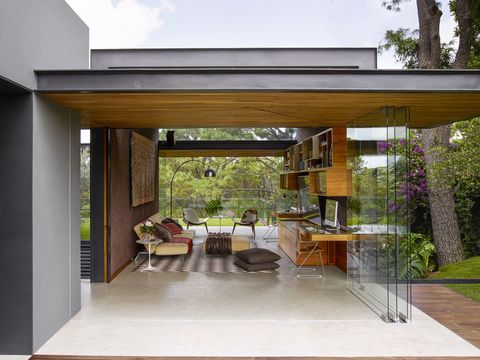 Modern House Design Tree House Design