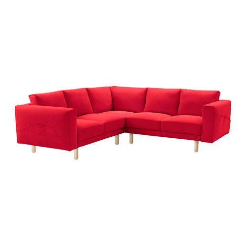 20 Best Red Couch Ideas - Red Sofas