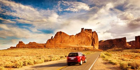 A Data Scientist Has Mapped The Ultimate National Parks Road Trip